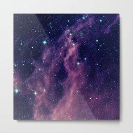 SPACE #FRDM Metal Print