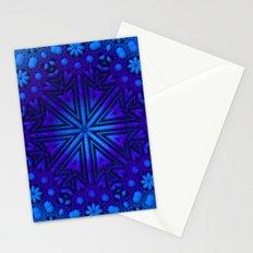 Deep Snow Stationery Cards
