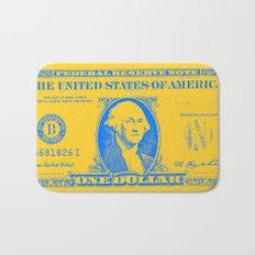 YELLOW MONEY Bath Mat
