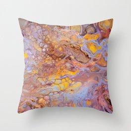 Metal Texture Surface 56 Throw Pillow