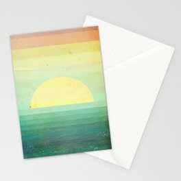 Any Ocean  Stationery Cards