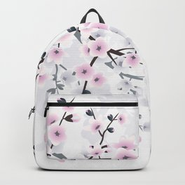 Pastel Cherry Blossom Backpack