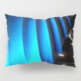 Exotic Blue Pillow Sham