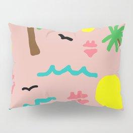 Beachy Keen By the Sea Pillow Sham