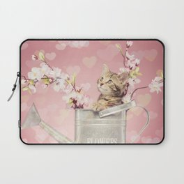 sweet kitty Laptop Sleeve