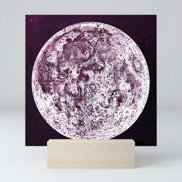 An Expired Planet Mini Art Print
