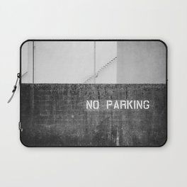 No Parking Laptop Sleeve