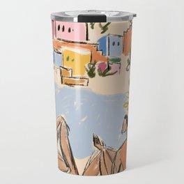Italian Riviera Travel Mug