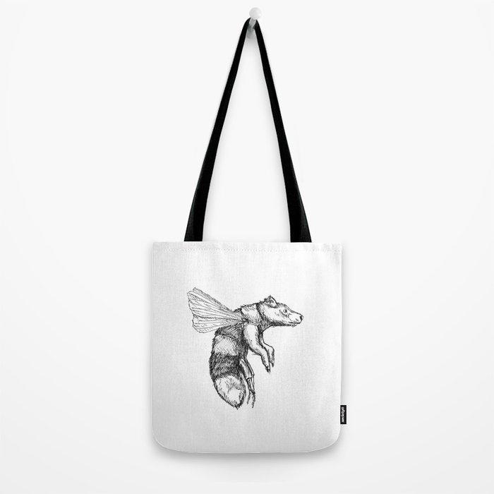 Bumblebear Tote Bag