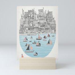 Joppa City of Refuge Mini Art Print