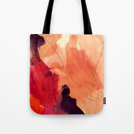 gestural abstraction 01 Tote Bag