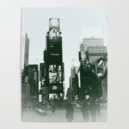 Times Square NYC. Poster