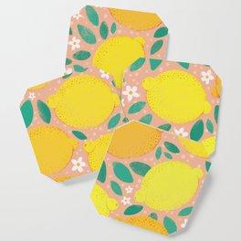 Meyer Lemons Coaster