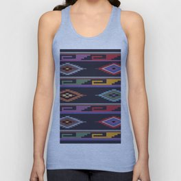 American Native Pattern No. 29 Unisex Tank Top
