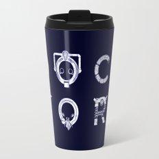 DOCTOR (Letters) Travel Mug