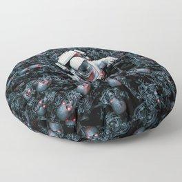 Planet of Terror Floor Pillow