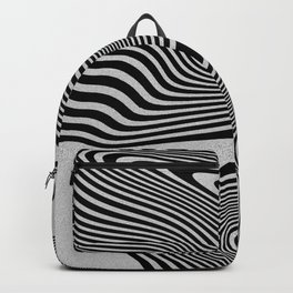 liquify line Backpack