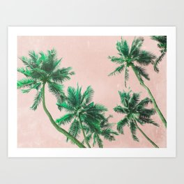 Tropical Vibes #4 Art Print