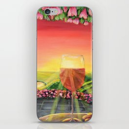 Wine Time in the Fergusson iPhone Skin