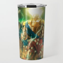 IRON MASH // Super Iron Saiyan Travel Mug
