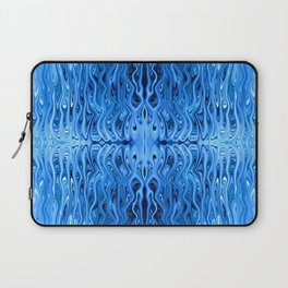 Frozen Squid by Chris Sparks Laptop Sleeve