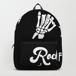 Rock Lover Since Forever Backpack