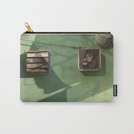 tribeca wall Carry-All Pouch