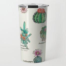 Cactus Dictionaly page1 Travel Mug