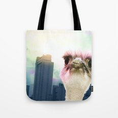 Ostracized in the City Tote Bag