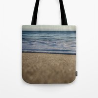 blanket Tote Bags featuring BLANKET by jenna chalmers