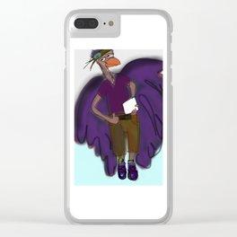 Ritz Clear iPhone Case