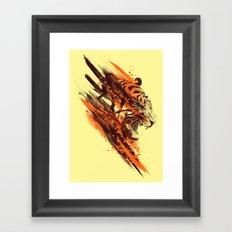 tigra Framed Art Print