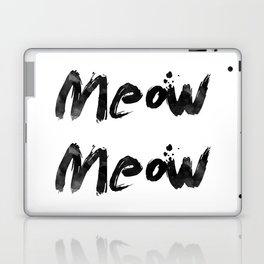 Meow Meow Meow 2 Laptop & iPad Skin