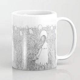 Goodbye Line Version Coffee Mug
