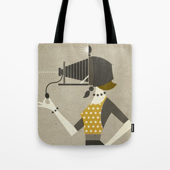 Photographic Memory Tote Bag