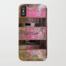 Pink Slim Case iPhone X