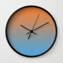 Kapow Complements 1 Wall Clock