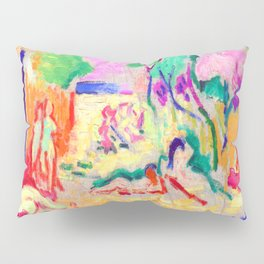 Henri Matisse Joy of Life Pillow Sham