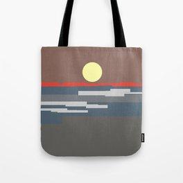 Vermillion Tote Bag