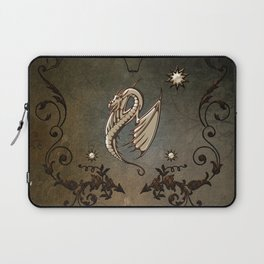 Awesome chinese dragon Laptop Sleeve