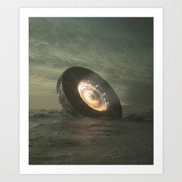 Portal I Art Print