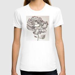 ROSE TOO T-shirt