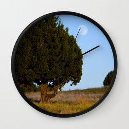 Juniper Moon-Colorado Wall Clock