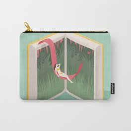 Wondering Carry-All Pouch