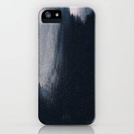 stalactite iPhone Case