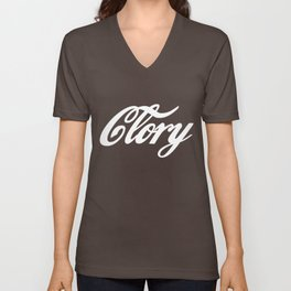 Glory Cola type Unisex V-Neck