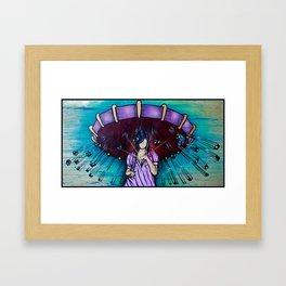 Merciless Ride Framed Art Print