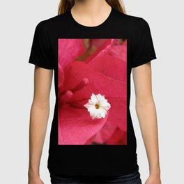 TEXTURES - Bougainvillea T-shirt