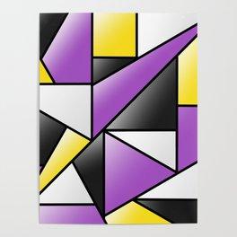NB (pattern) Poster