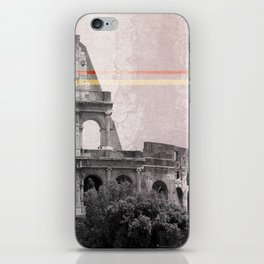 Colosseum Rome Italy iPhone Skin
